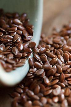 Flax Seeds by Renáta Dobránska   Stocksy United