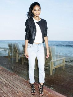 Chanel Iman is always gorgeous!