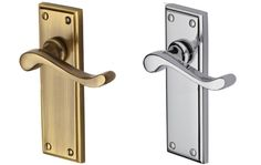 SDS London is dedicated to providing customers with quality Edwardian Long Lever Latch and other architectural ironmongery. Lever Door Handles, Doors, Traditional, Style, Swag, Outfits, Gate