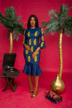 Inspired by Abeokuta – Mazelle Studio presents Pre Spring/Summer 2018 Collection