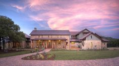 custom hill country house plans. Google Plus The ideal meld of  farmhouse style and Texas hill country home can Architecture Awesome Infinity Pool Design Hill Country House Plans