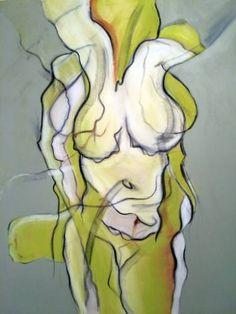 "Saatchi Art Artist claudia christof; Painting, ""Dancing Queen"" #art Queen Art, Saatchi Art, Dancing, Original Paintings, Canvas, Artist, Tela, Dance, Artists"