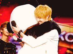 Exo | Exo-m | - Kris KrisWu Wufan WuYifan #panda #mascot