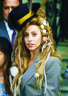 I chose Lady Gaga to be my mad hatter because her fashion is bold and makes a statement. I feel she'll fit the character well. Best Music Artists, Lady Gaga Fashion, Celebs, Celebrities, Girls In Love, Beautiful People, Amazing People, Amazing Women, Sexy Women