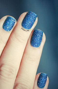 Get your number // Liquid Sand by OPI