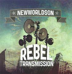 Newworldson Rebel Transmission CD 2012 Platinum Pop * MINT *