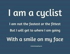 cycling quote