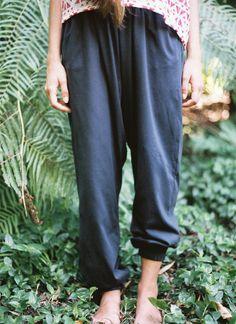 khiri pants - dark grey | NOMAD