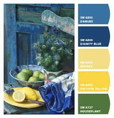 Color Palette - Still Life