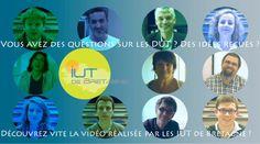 IUT de Rennes - Accueil