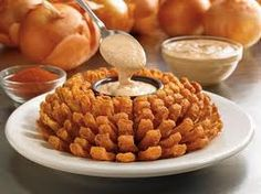 Bloomin' Onion just like Outback - Copycat Kosher Recipes via koshereye.com