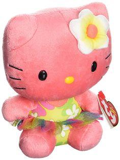 52fa84b5d24 Ty Beanie Babies Hello Kitty Rose Plush Funko Pop