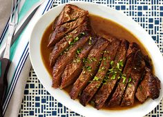 Clinton Kelly Boozy Brisket