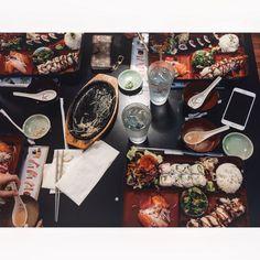 Sushi @jenabhone