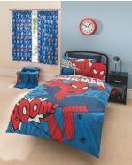 Spiderman Duvet Set - Single
