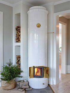 Julreportage i Drömhem & trädgård - ANNA TRUELSEN INTERIOR STYLIST & INFLUENCER Stockholm, Interior Stylist, Decorating Blogs, Before Christmas, Hygge, Scandinavian, Anna, Fire, House Design