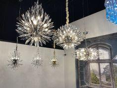 Designer Inspired lighting and home decor up to off. Branch Chandelier, Sputnik Chandelier, Modern Chandelier, Fine Art Lighting, Polished Nickel, Lily, Design Inspiration, Concept, Ceiling Lights