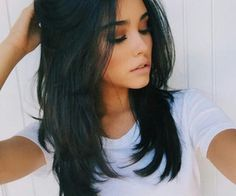 Hairstyles For Medium Length Hair Interesting 50 Cute Easy Hairstyles For Medium Length Hair  Pinterest  Medium