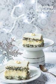 Przepisy Aleksandry: MAKOWA PANIENKA Xmas, Christmas, Sweet Recipes, Panna Cotta, Recipies, Cooking Recipes, Polish, Sweets, Candy