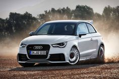 Audi A1 Quattro - Too bad it's just in europe...