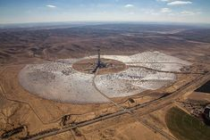 Israel builds world's largest solar tower