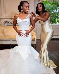 Black Wedding Dresses, Long Bridesmaid Dresses, Bridal Dresses, Wedding Gowns, African Bridal Dress, Weeding Dresses, Cute Wedding Dress, Bridal Gallery, Vestidos Sexy