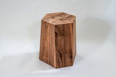 BLACKWOOD STOOL by Colin Parker