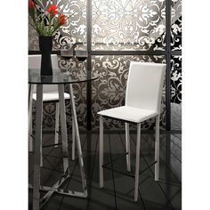 Arcane Modern Line Bar Chairs (Set of 2) #dcgstores #diningfurniture - Sale $215.00