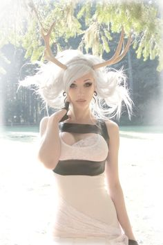 White Buck... mom! we so need to make this outfit... love it
