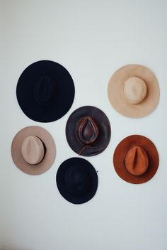 New Darlings - Hat Wall - #newdarlingsathome