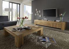 Elegant Wohnzimmer Holzmöbel