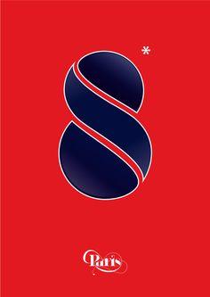 Paris   New Typeface by Moshik Nadav Typography by Moshik Nadav Typography
