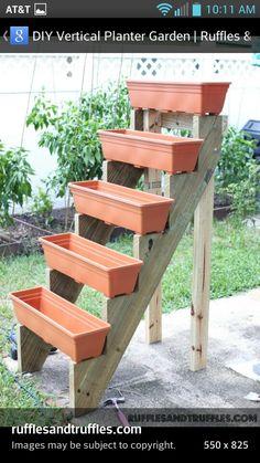 Planter box idea