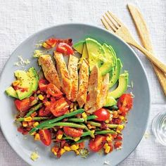 Mit unserer Superfood-Diät gönnt ihr euch eine Woche für eure Gesundheit - mit köstlichen BRIGITTE-Diät-Rezepten und einem 7-Tage-Plan zum Abnehmen. Healthy Recipes For Weight Loss, Healthy Salad Recipes, Healthy Food, Superfood, Autodesk Autocad, Healthy Breakfast On The Go, Eat Smart, Grilled Vegetables, Clean Eating