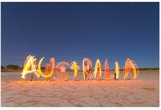 Go to Australia - an archive vacation!