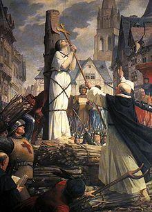 1429 - Orleans Guerra de los Cien Años - Una joven iletrada nacida en Domrémy, llamada Juana de Arco, creía haber sido elegida por Dios para librar a su país de los ingleses. Con 17 años de edad, consiguió reunir un grupo de soldados y librar en 1429 a Orleans del asedio inglés.