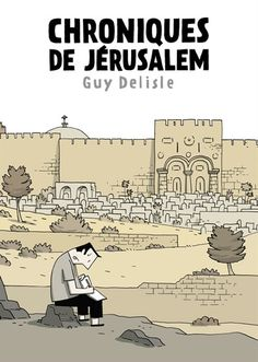 Chroniques de Jerusalem, to be published in English by D+Q sometime this year.   I can't wait, but my Quebecois is nowhere near ready for reading something this long.