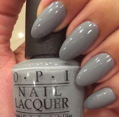 Opi Hawaii Collection Nail Inspo Grey Polish Fall 2016
