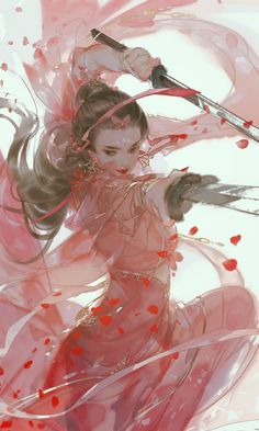 If you feel bored this weekend, you must read these high-rated fantasy novel, which will open a new door for you. Anime Art Girl, Manga Art, Character Illustration, Illustration Art, Chinese Drawings, Art Asiatique, China Art, Fantasy Artwork, Fantasy Books