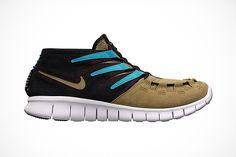 Nike 2012 Fall/Winter Free Forward Moc+ N7.