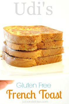 Amazing #GlutenFree Stuffed French Toast!