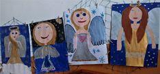 Tvoříme s dětmi  ☺: Andělé