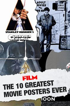 A great movie poster not only gives you an instant insight into the film that it's advertising, it also works as a stand-alone piece of art – something worthy of being hung on your wall, even if (ssshh!) you've never actually seen the film in question.
