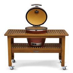 Kamado Joe Table Diy Woodworking Pinterest Tables