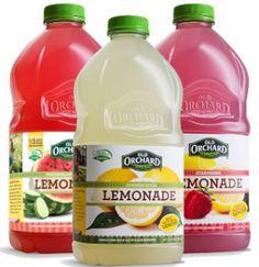 BOGO FREE 64 oz Old Orchard Lemonade on http://hunt4freebies.com/coupons