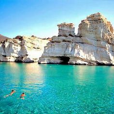 Milos island,Greece