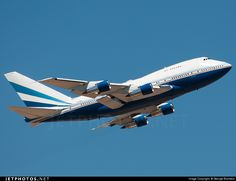 Photo of VQ-BMS Boeing 747SP-21 by George Baritakis