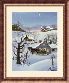 Bringing Christmas Gifts by Konstantin Rodko Framed  http://www.fivedollarmarket.com/bringing-christmas-gifts-by-konstantin-rodko-framed/