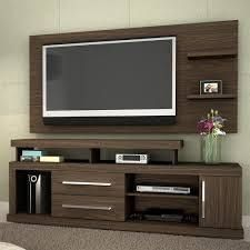 Image result for painel de tv com rack suspenso