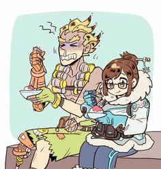 Mei and Junkrar